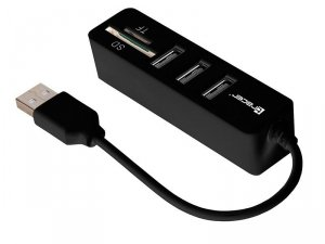 Tracer Czytnik kart CH4 All-In-One+ HUB USB