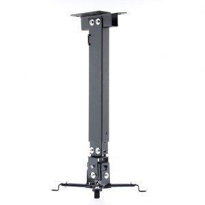 ART Uchwyt do projektora 2w1 sufitowy 67cm/ścienny 54cm P-108 10KG