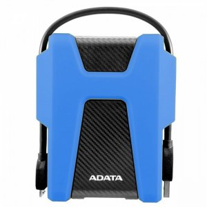 Adata Dysk twardy Durable HD680 1TB USB3.1 Blue