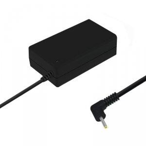 Qoltec Zasilacz do Samsung 65W 19V 3.42A 3.0x1.0 + kabel zasilający