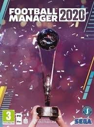 Cenega Gra Football Manager 2020