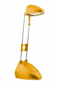 Quant Lampka biurkowa  BETA żółta