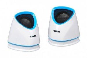 iBOX Głośniki Molde USB Power Biały