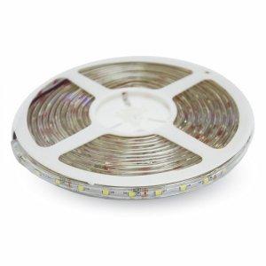 V-tac Taśma LED VT-3528 120-IP65 8mm 7,2Wat/m 4500K 600lm/m IP65