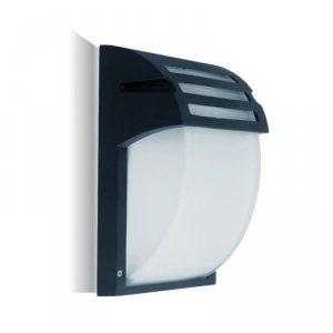 V-tac Ścienna lampa ogrodowa LED VT-754-MB E27