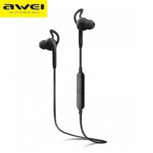 AWEI Słuchawki stereo Bluetooth A610BL czarny