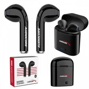 Audiocore Słuchawki bezprzewodowe Bluetooth Douszne AC520B