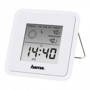 Hama Termometr-Higrometr TH50 Biały