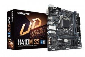 Gigabyte Płyta główna H410M S2 s1200 2DDR4 D-SUB USB3.2 mATX