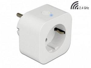 Delock Gniazdko Smart home plug WiFi 2.4GHZ 11826