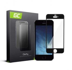 Green Cell Szkło hartowane Clarity iPhone 5/5S