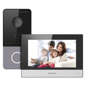 Hikvision Zestaw wideodomofonu IP DS-KIS603-P