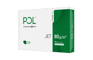 Papier biurowy POLjet Prime A3 80g