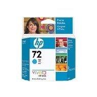 Wkład drukujący HP No 72 cyan Vivera [ 69ml ] DnJ T610/T620/T770/T1100/T1120/T1200   C9398A