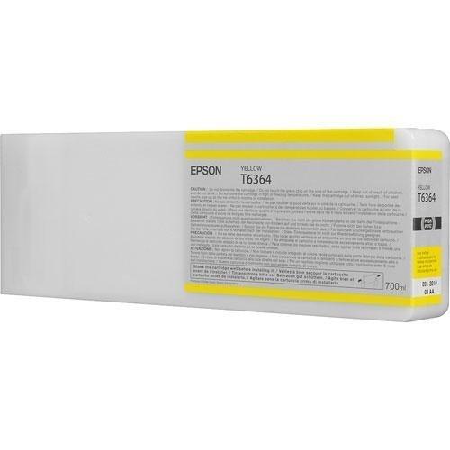 Epson tusz YELLOW 7700/7900/9700/9900/9890/WT7900 700ml C13T636400