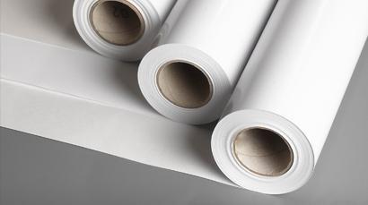 Papier w roli do plotera Yvesso BrightWhite 420x90m 90g BW420B