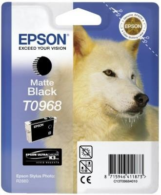 Tusz (Ink) T0968 matte black do Epson Stylus Photo R2880
