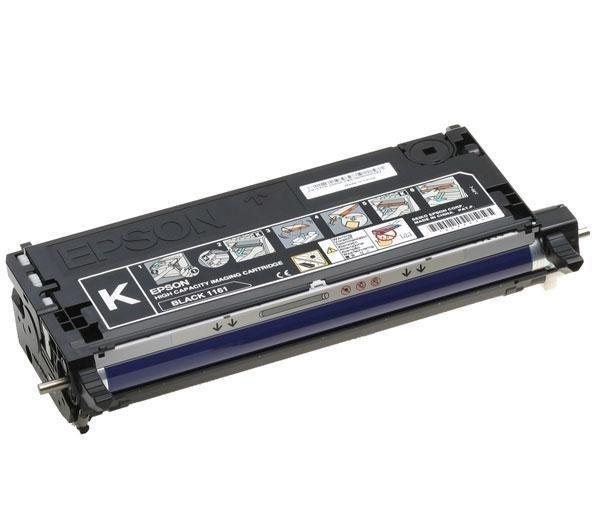 Toner Czarny o wyższej wydajności do Epson AcuLaser C2800DN/DTN/N