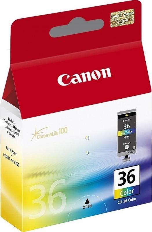 Tusz Canon CLI-36 colour
