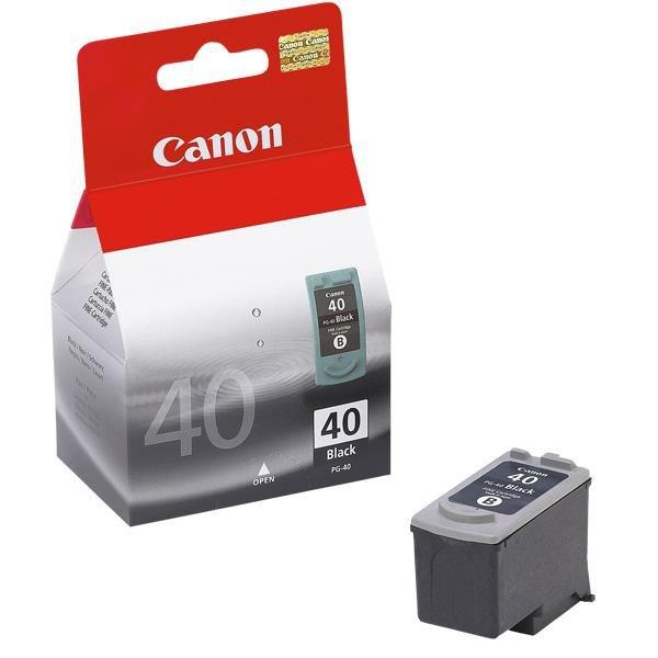 Wkład Czarny aramentowy Canon PG-40
