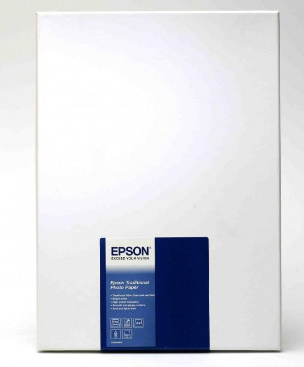 Papier Epson Traditional Photo Paper A4, 330g, 25ark. S045050