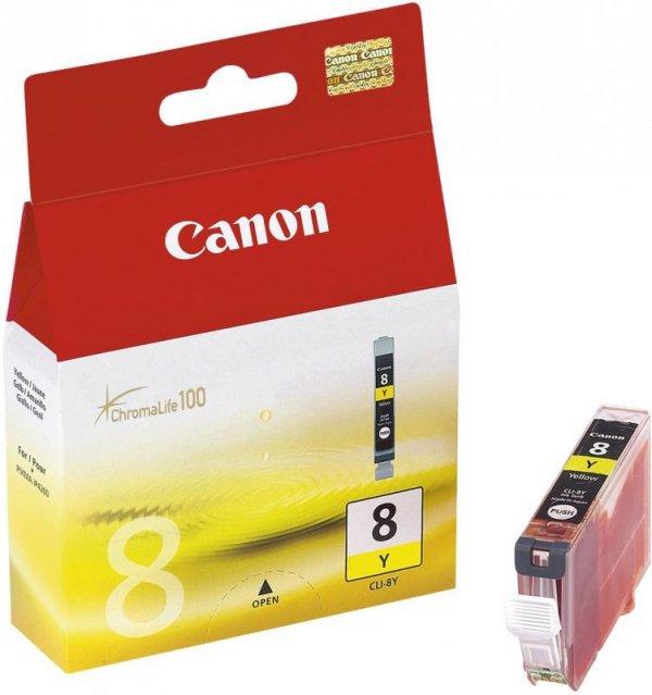 Wklad Yellow Canon CLI-8Y