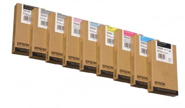 Atrament Cyan 220 ml do Epson Stylus Pro 7800/7880/9800/9880 C13T603200