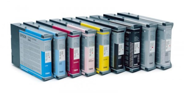 Atrament Light Black 110 ml do Epson Stylus Pro 7800/7880/9800/9880 C13T602700