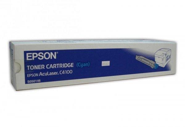 Toner cyan do Epson AcuLaser C4100 wyd. 8000 str