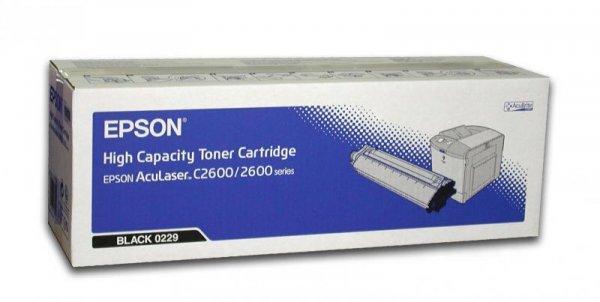 Toner black do Epson AcuLaser 2600N/DN/DTN/TN C2600N/DTN wyd. 5 000 str.