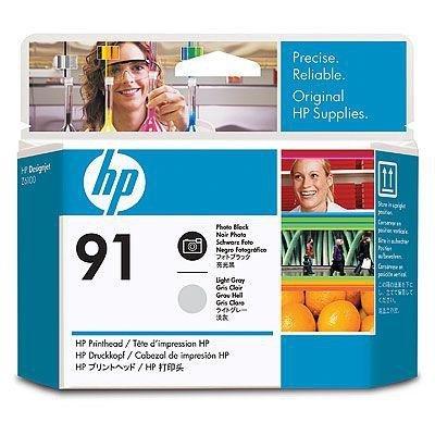 Głowica (Printhead) HP 91 photo black and light grey do Z6100 C9463A