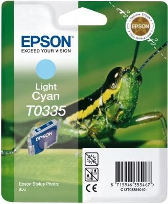 Atrament do Epson Stylus Photo 950 - jasno błękitny T0335