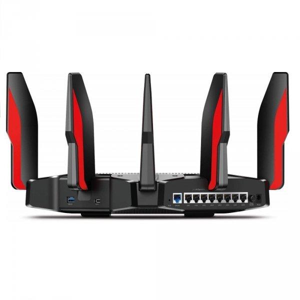 TP-LINK Router Archer AX11000 8LAN 2USB