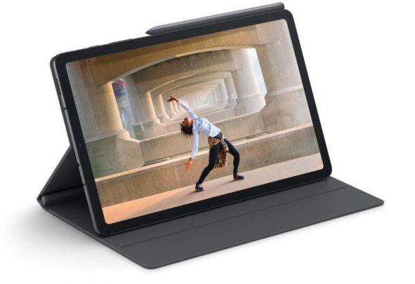 Samsung Etui Book cover Tab S6 Lite Gray EF-BP610PJE