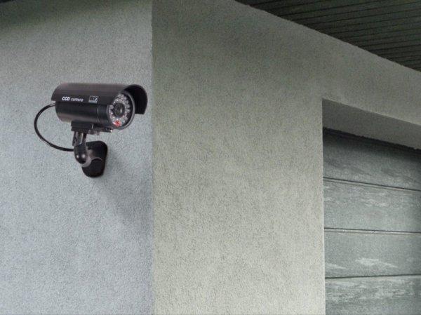 CEE Atrapa kamery IR9000 B IR LED czarna