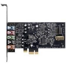 Creative Labs SB Audigy FX bulk PCIE wewnętrzna karta muzyczna