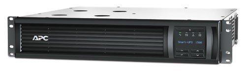 APC SMT1500RMI2UNC SMART-UPS 1500VA/1000W Rack 2U z kartą sieciową   AP9631