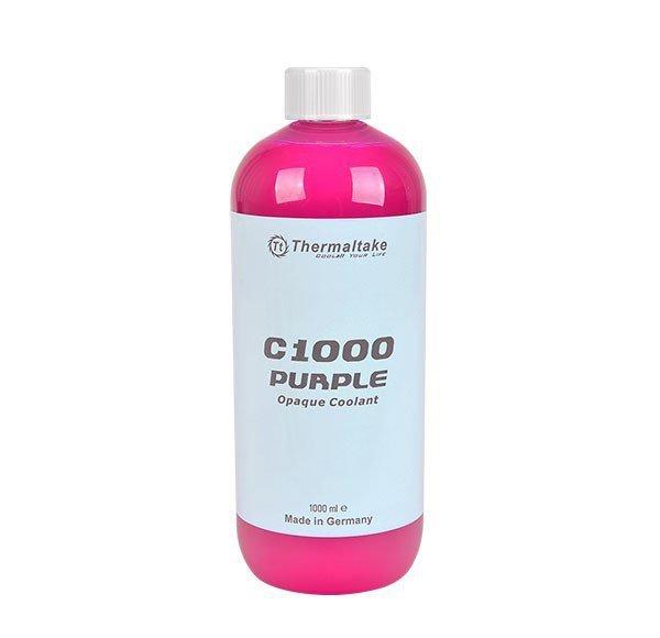 Thermaltake Chłodzenia wodne - C1000 1L płyn - Matt Purple