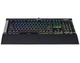 Corsair Gaming K95 RGB PLATINIUM Cherry MX-Brown-Black
