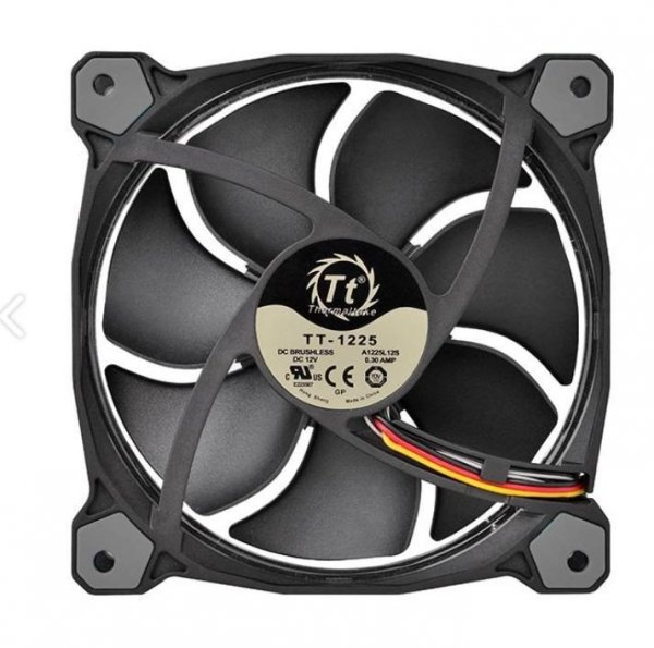 Thermaltake Wentylator Riing 14 LED White (140mm, LNC, 1400 RPM) Retail/Box