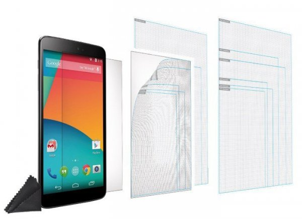 Trust Universal Screen Protector 2-pack 7-12.2'' tablet