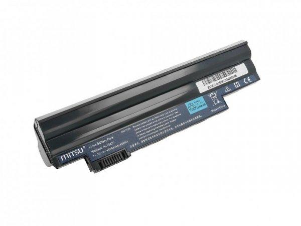 Mitsu Bateria do Acer D255, D260 4400 mAh (49 Wh) 10.8 - 11.1 Volt