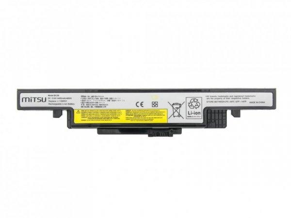 Mitsu Bateria do Lenovo IdeaPad Y510P 4400 mAh (49 Wh) 10.8 - 11.1 Volt