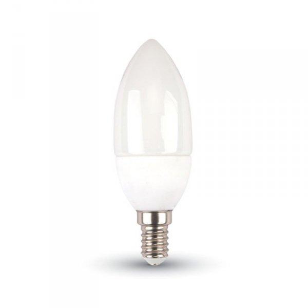V-tac Żarówka LED VT-2033 E14 37X100MM 3W 4000K 250LM SMD Termo plastik