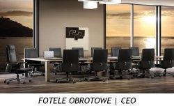 FOTELE OBROTOWE | CEO