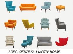SOFY I SIEDZISKA HOTELOWE | MOTIV HOME