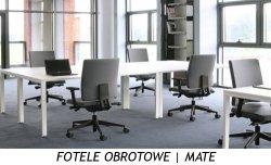 FOTELE OBROTOWE | MATE