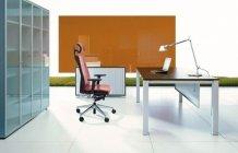 one 12SFL chrom P43 PU fotel obrotowy biurowy PROFIM Biurokoncept
