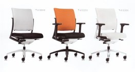 SITAG WORLD W 10010 fotel gabinetowy biurowy obrotowy Sitag Biurokoncept