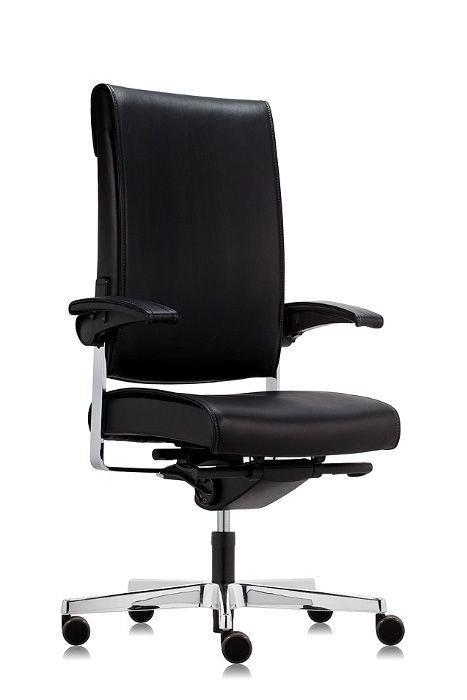 SITAGONE DELUXE fotel gabinetowy biurowy obrotowy Sitag Biurokoncept
